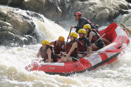 raft-handling